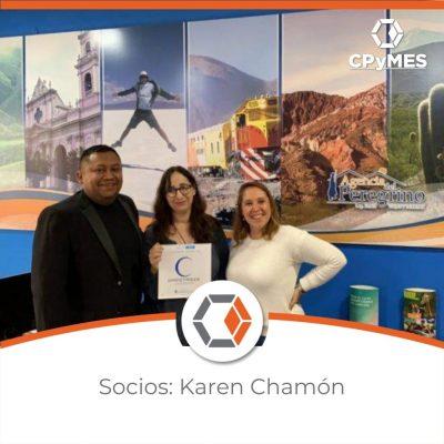 Una de nuestras asociadas, Karen Chamón -dueña de la Agencia del Peregrino Salta - fue entrevistada por Dossier Web y habló sobre el difícil momento que le toca atravesar al sector de turismo.