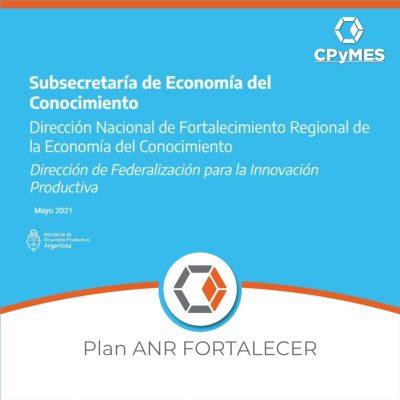 Plan ANR FORTALECER (1)